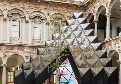 Installation in Mailand 02