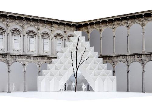 Installation in Mailand 05
