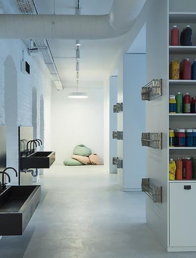 Kinderkunsthaus in München von iam interior architects munich