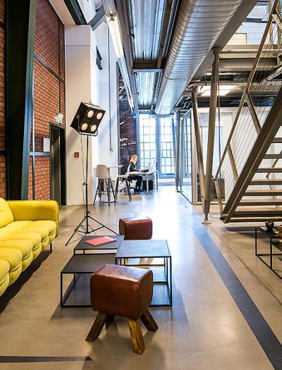 Büro in Düsseldorf von Stagg & Friends