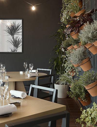Restaurant in Barco von Zupelli Design Architettura