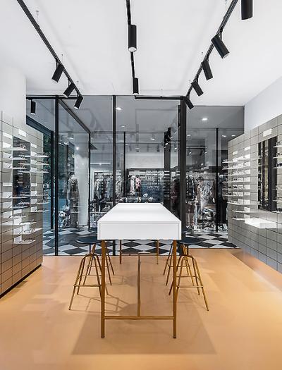 Viu Store in Hannover von Fabrice Aeberhard