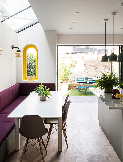 Wohnhaus in London von Office S&M
