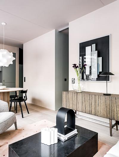 Apartment in Stockholm von Note Design Studio
