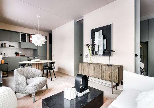 Apartment in Stockholm 02