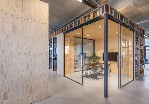 Büro in Amsterdam 03