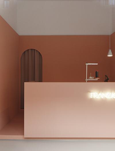 Atelier in Leipzig von Studio Oink