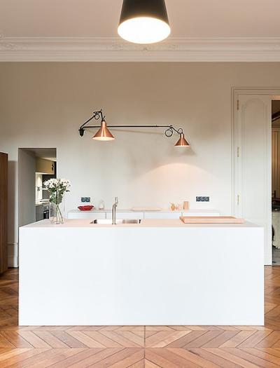 Wohnhaus in Bordeaux von Martins Afonso atelier de design