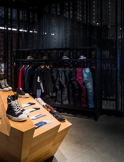 Boutique in San Francisco von West of West