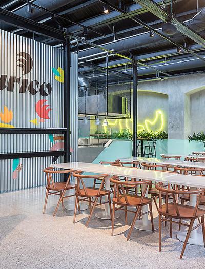 Restaurant in Lissabon von DC.AD