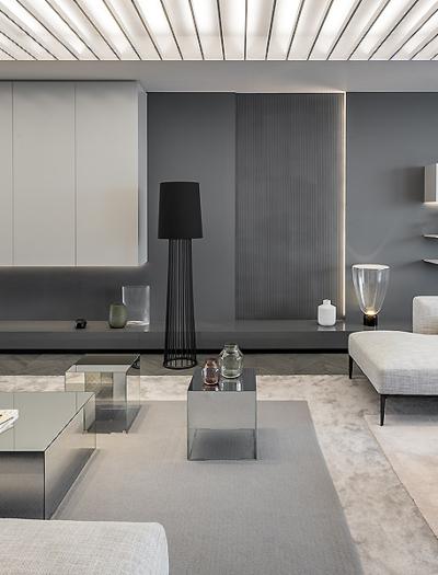 Show Apartment in Shanghai von Ippolito Fleitz Group