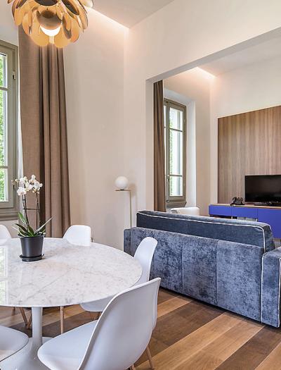 Hotel in Florenz von Pierattelli Architetture