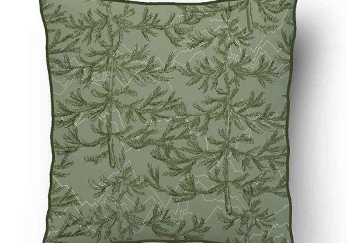 Weihnachtsprints von Textil Design Studio Mademoiselle Camille 01