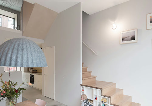 Wohnhaus in Delft 02