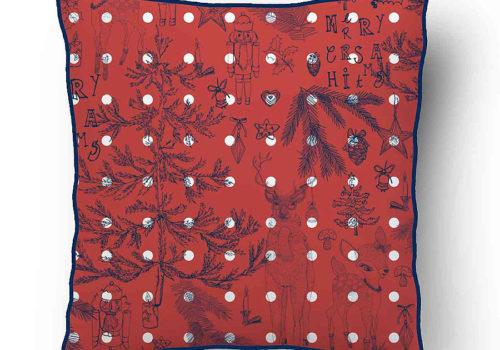 Weihnachtsprints von Textil Design Studio Mademoiselle Camille 03