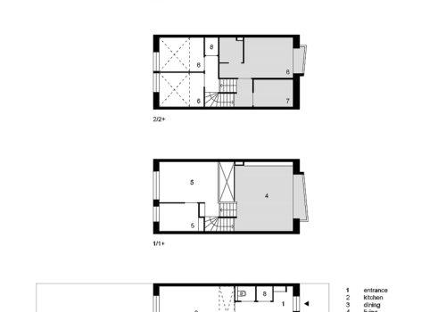 Wohnhaus in Delft 06
