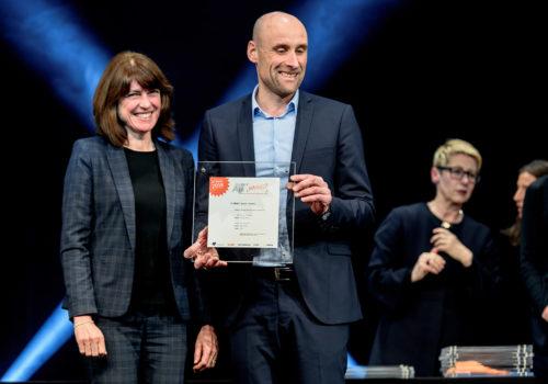1. Preis Kategorie Sport, Auer Weber Architekten (DE-München)