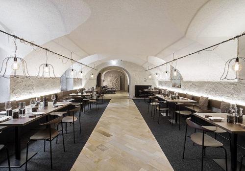 Rossbarth Restaurant in Linz 03