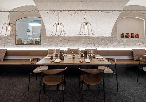 Rossbarth Restaurant in Linz 04