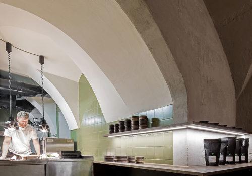 Rossbarth Restaurant in Linz 05
