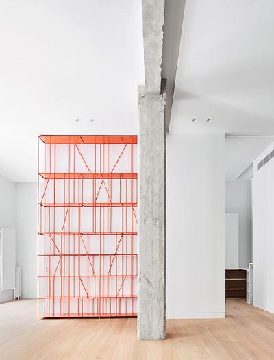 Apartment in Madrid von Lucas y Hernández Gil