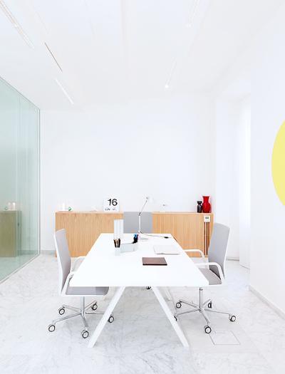 Confcooper Headquarter in Rom von It's