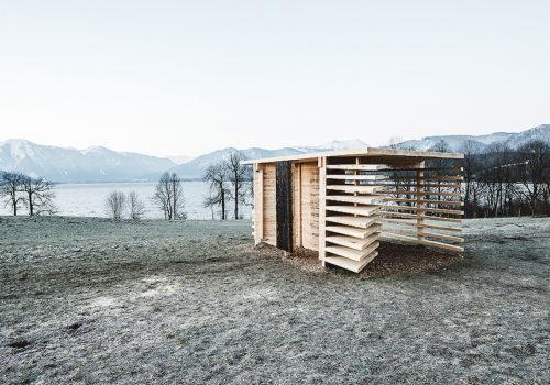 Pavillon in Gmund am Tegernsee 02