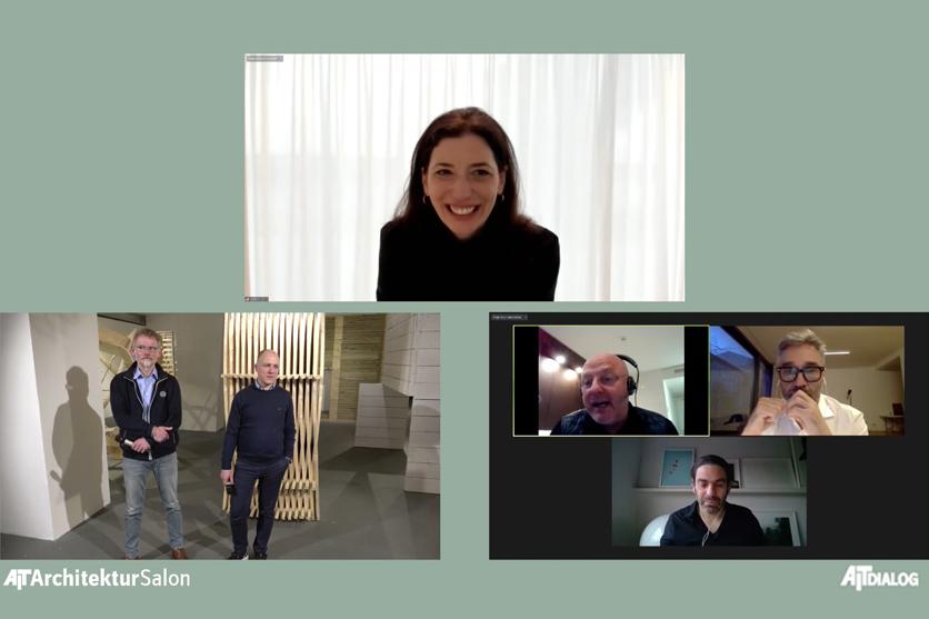 Dialog nach 6 // virtuell - Meilensteine - Rückblick