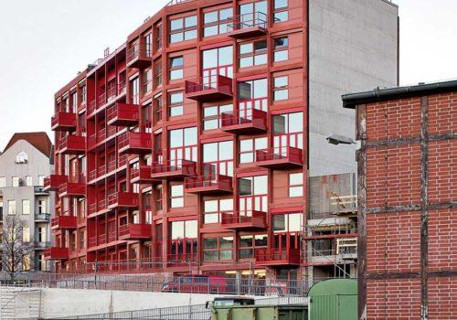 Wohnhaus Balsthal: Ioana Marinescu Werkhaus: T. Heimann