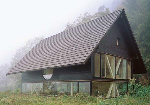Wohnhaus Balsthal: Ioana Marinescu