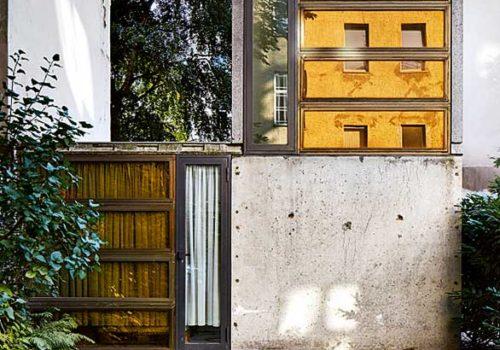 Minimal Wohnen: Christian Rose, wiewiorra hopp schwark architekten