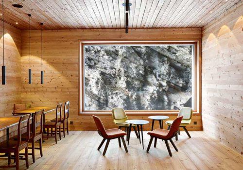 Hotel Longhin: Ralph Feiner, Mierta & Kurt Lazzarini Architekten