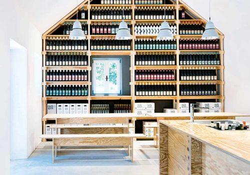Weinverkauf: Archipicture