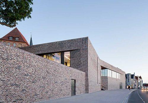 Europäisches Hansemuseum: Werner Huthmacher