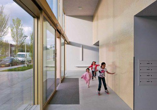 Sozialer Wohnungsbau Moerwijk: Ulrich Schwarz