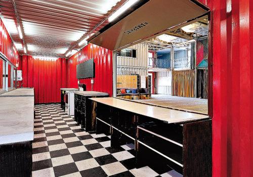 Guga S ´thebe Theatre: RWTH Aachen, PBSA Düsseldorf, Georgia Institute of Technology; Odette Herbert