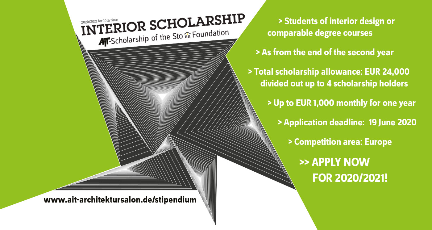Flyer AIT Interior Scholarship