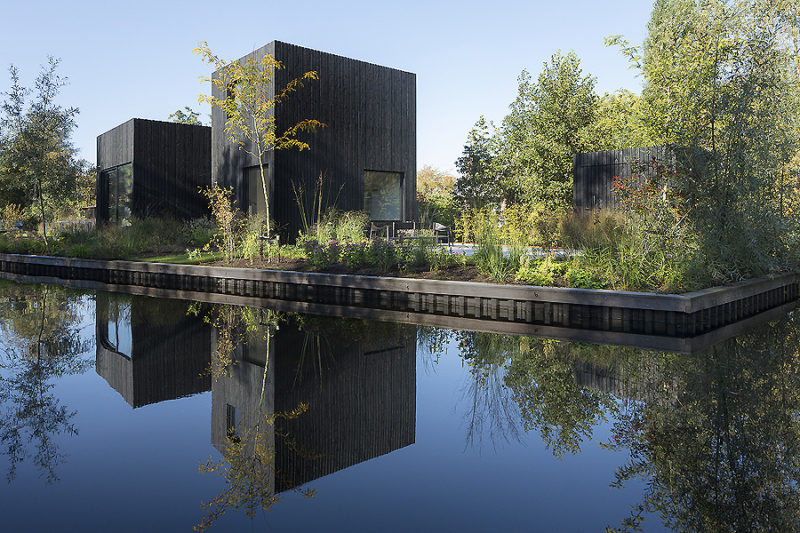 Ferienhaus in Vinkeveen 01