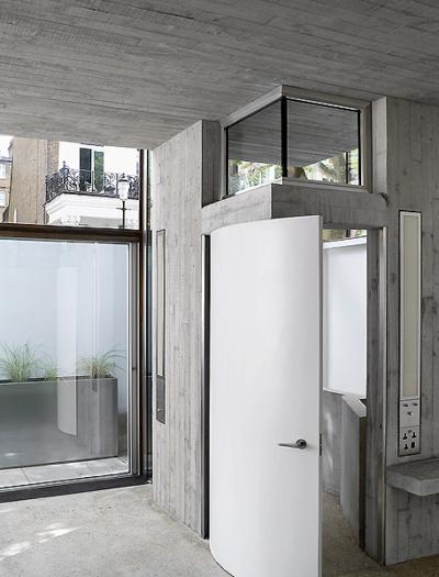 Wohnhaus in London von Sophie Hicks Architects