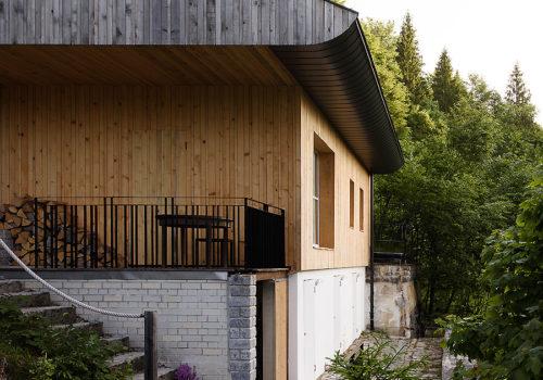 Ferienhaus am Walchensee 01