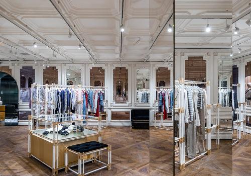 Balmain Flagship Store in Paris 02