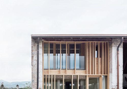 Umbau eines Landhauses in Verona 02