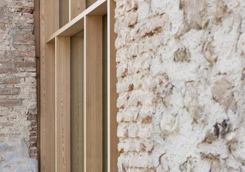 Umbau eines Landhauses in Verona 06