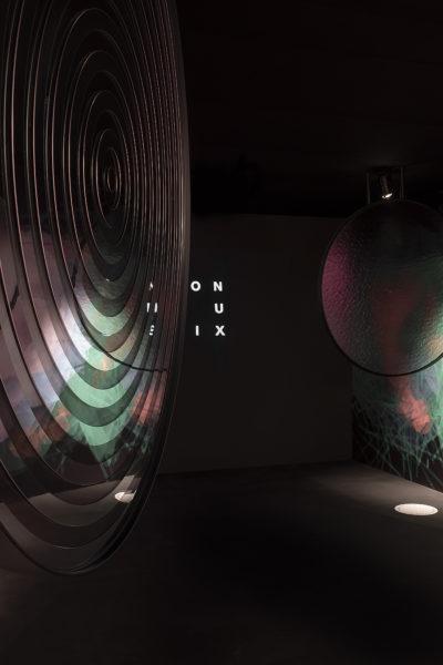 Installation im Pop-up-Instagram-Museum in Brüssel 01