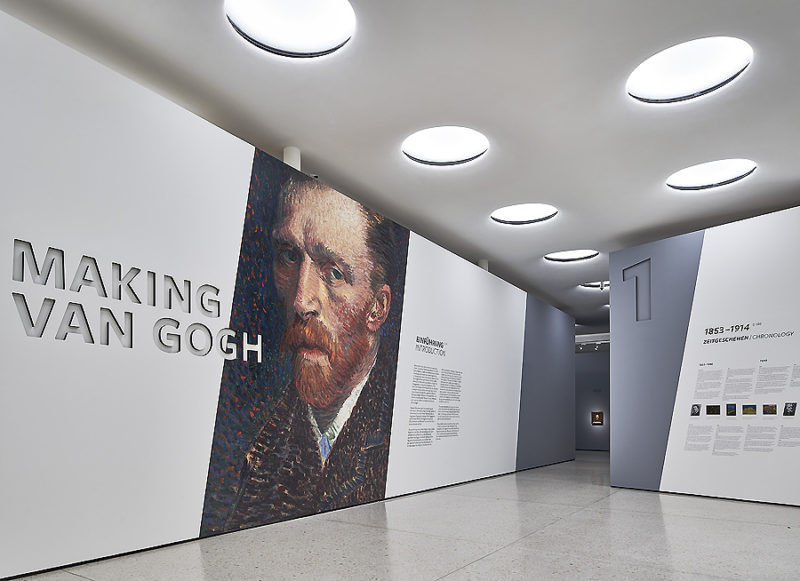 Van-Gogh-Ausstellung im Städel Museum in Frankfurt 01