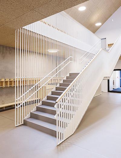 Kindertagesstätte in Leipzig von Irlenbusch von Hantelmann Architekten