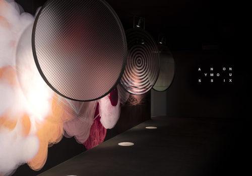 Installation im Pop-up-Instagram-Museum in Brüssel 03