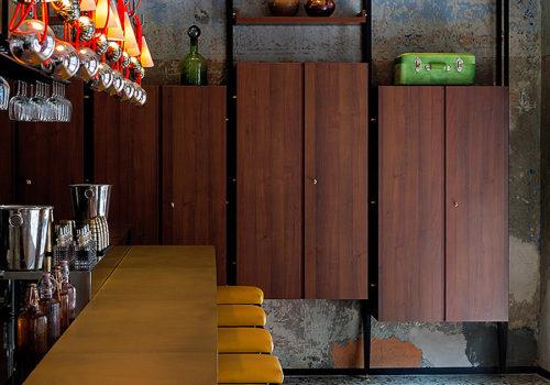 Restaurant in Mailand 03