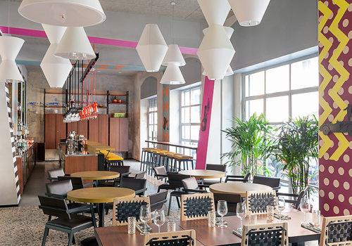 Restaurant in Mailand 04