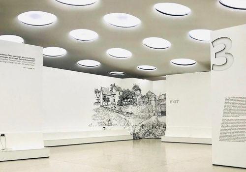 Van-Gogh-Ausstellung im Städel Museum in Frankfurt 05